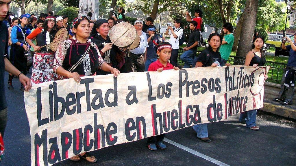 Wallmapu. Prisonniers politiques mapuches au Chili